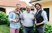 Erster JRE-Veltliner aus dem Weingut Bernhard Ott