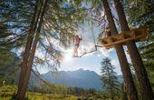 Der Berg – ein Abenteuerspielplatz