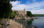 Opatija – die Diva an der Opatija Riviera