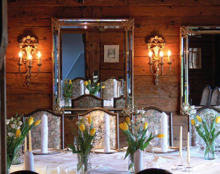 Romantik Restaurant Altes Gericht