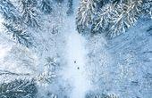Alternativer Wintersport: Langlaufen im Kaiserwinkl