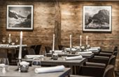 Restaurant Stüva im Genießerhotel Yscla im JRE-Guide 2019