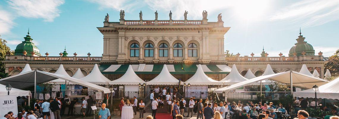 Gault Millau lädt zum Gourmetfest in den Wiener Kursalon Hübner