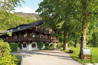 Romantik Hotel Die Gersberg Alm