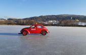 Außergewöhnlich und Sagenhaft: Eislaufen auf dem zugefrorenen Kärtner Längsee