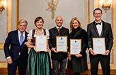 """Internationale Auszeichnung für """"Schlosshotels & Herrenhäuser"""""""