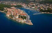 RAB – die kroatische Trauminsel als Radparadies