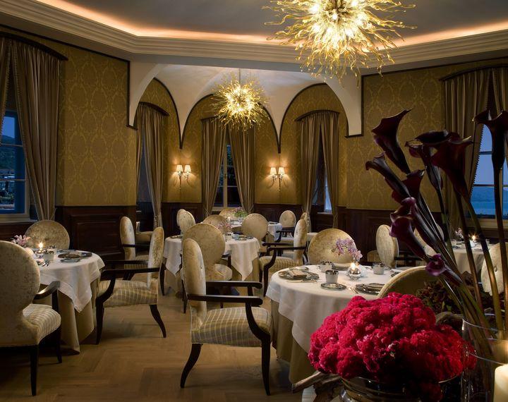 SCHLOSSSTERN im Falkensteiner Schlosshotel Velden