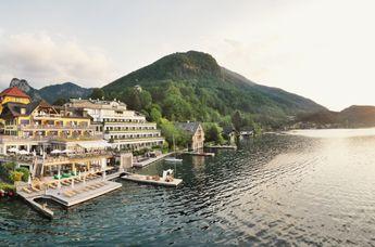 Genießer-Seehotel Das Traunsee