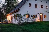 Bauernhaus als romantisches Ferienchalet
