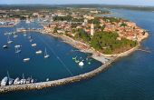 Novigrad – Neptuns Lieblingsstädtchen