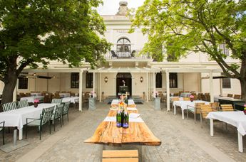 Mörwald Romantik Hotel Schloss Grafenegg