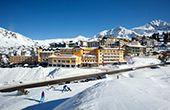 Obertauern: Wo man mit Skiern geboren wird