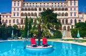 Family-Strandurlaub im Hotel Kvarner Palace an der Adria