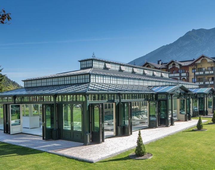Romantik Hotel der Wiesenhof
