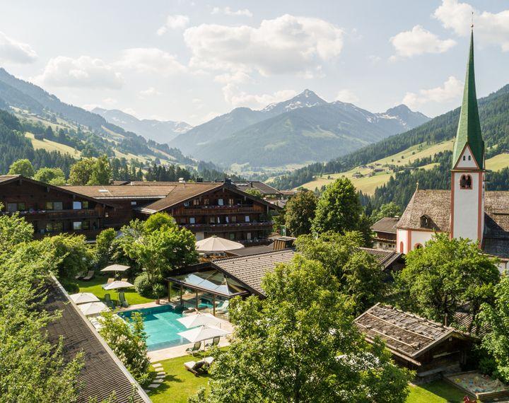 Genießerhotel Der Böglerhof