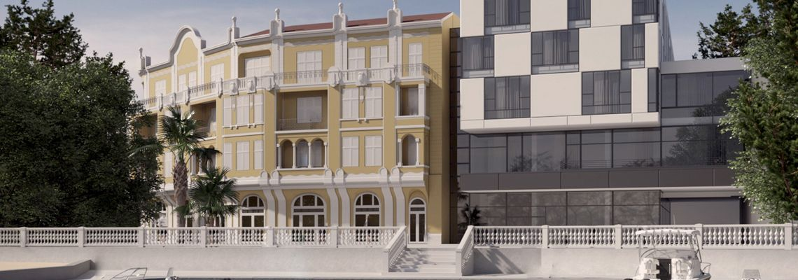 5*Hotel Miramare – Wiedereröffnung der Hotellegende zum 115. Geburtstag