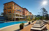 Valamar Imperial als neues Hoteljuwel der Insel Rab