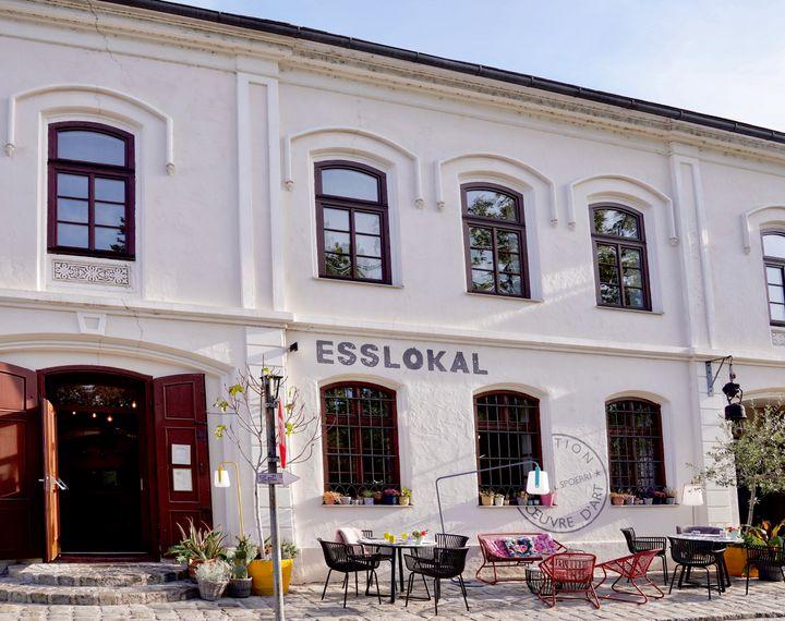 Restaurant Esslokal