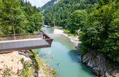 NEU: Am Schmugglerweg durch den Alpinen Canyon Klobensteinschlucht
