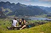 Sagenhaft Baden im wärmsten See Tirols